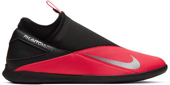 Nike Phantom VSN 2 Club Dri-FIT teremfutballcipő piros