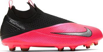 Nike Jr. Phantom Vision 2 Elite Dynamic Fit MG gyerek focicipő piros