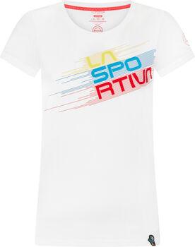 La Sportiva  Női-T-shirtStripe Evo Nők fehér