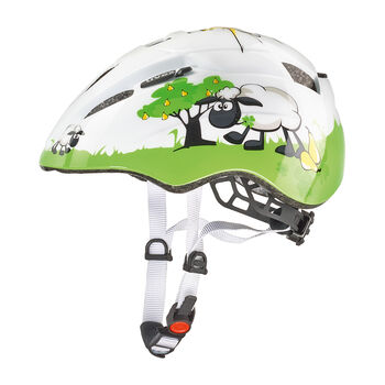 Uvex Kid gyerek kerékpáros sisak fehér