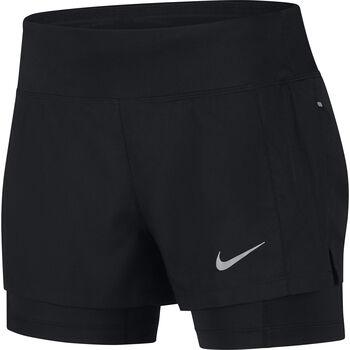 Nike W Eclipse 2-in-1 női futósort Nők fekete