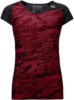 ORTOVOX 120 Tec W női túrapóló Nők piros