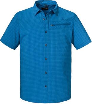 Schöffel Shirt Colmar2 UV Férfiak kék