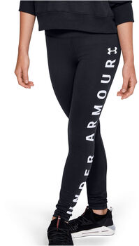 UNDER ARMOUR SportStyle Br. Lány fekete