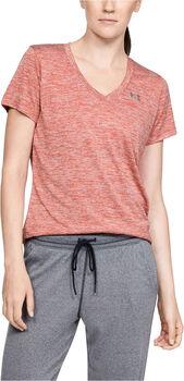 Under Armour Tech™ V-Neck Twist női póló Nők fehér