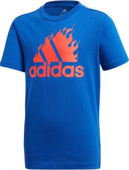 adidas  JB BOS GRAPHgyerek póló kék