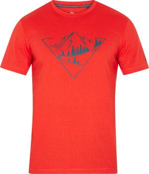 McKINLEY Mally férfi póló Férfiak piros