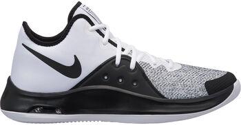 Nike Air Versitile III férfi kosárlabdacipő Férfiak fehér
