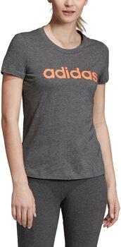 adidas W Essential Linear Slim női póló Nők szürke