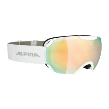 ALPINA Pheos S M felnőtt síszemüveg fehér