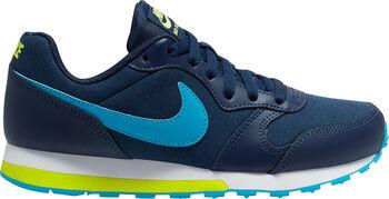 Nike MD Runner 2 (GS) gyerek szabadidőcipő kék
