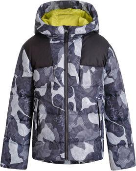 Icepeak Kotlik JR gyerek kapucnis kabát fekete