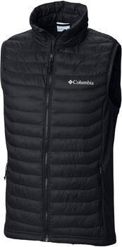 Columbia Powder Pass Vest férfi mellény Férfiak fekete