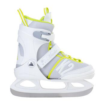 K2 Marlee Ice Girl állítható gy. korcsolya törtfehér