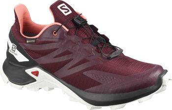 Salomon Supercross Blast GTX női terepfutó cipő Nők piros