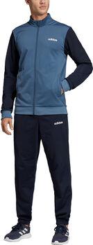 adidas MTS LIN TRIC férfi melegítő szett Férfiak kék