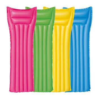 Bestway felfújható PVC matrac színes