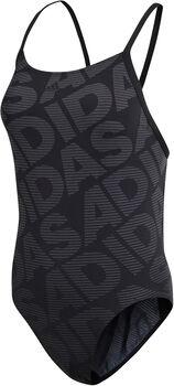 adidas PER+ 1PC LIN úszódressz Nők fekete