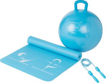 ENERGETICS gyerek fittnesz szett kék