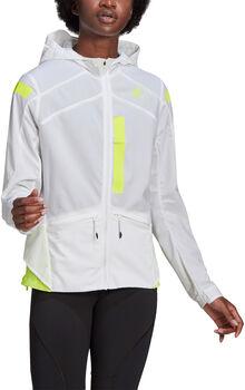 adidas  MARATHON JKT Wnői futókabát Nők fehér