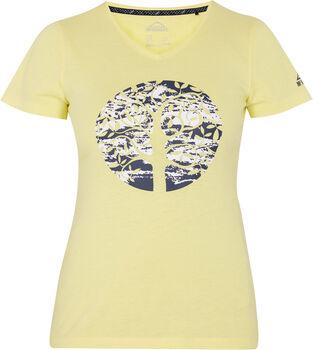 McKINLEY Mally női póló Nők sárga