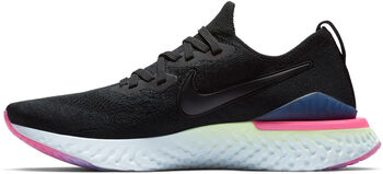 Nike Epic React Flyknit 2 férfi futócipő Férfiak fekete