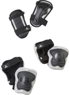 EXO JRPAD SET gyerek védőszett görkorcsolyázáshoz, rollerezéshez