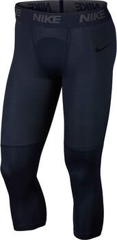 Nike Pro3/4 Tights kék