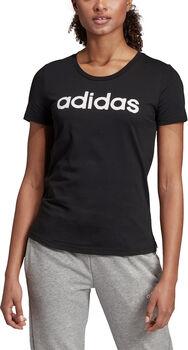 ADIDAS LINEAR TEE 1 női póló Nők fekete