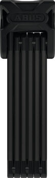 ABUS Zár 6000/90 BK SH   fekete