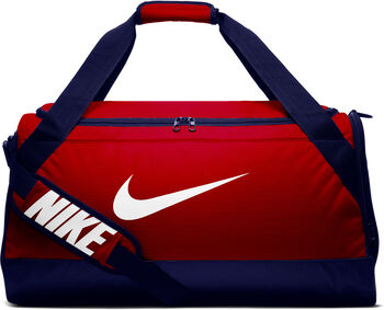 Nike Brasilia (Medium) Training Duffel Bag sporttáska szürke