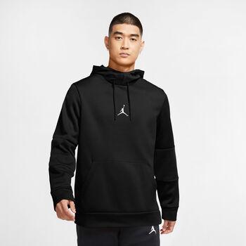 Nike Jordan Air Therma férfi kapucnis felső Férfiak fekete