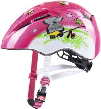 Uvex Kid gyerek kerékpáros sisak piros