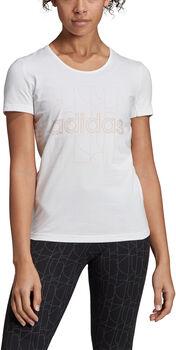 adidas W MO Pr T-Shirt Nők fehér