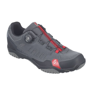 SCOTT Crus-R Boa kerékpáros cipő szürke