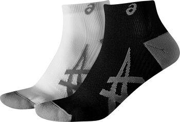 asics 2PPK Lightweight Sock fekete