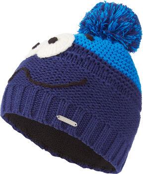 McKINLEY  Matty gy.sapkafleece bélés, 100% PC, kék