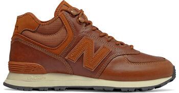 New Balance MH574 férfi szabadidőcipő Férfiak barna