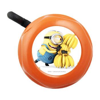 NOBRAND BIKE FASHION Csengő narancssárga