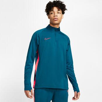 Nike Dri-FIT AcademySoccer Drill Top felső Férfiak kék