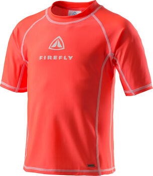 FIREFLY Jestin II jrs gyerek UV szűrős póló rózsaszín