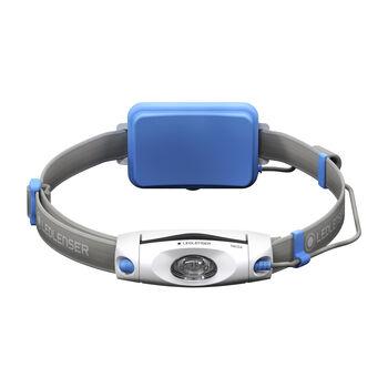LedLenser LED LENSER Fejlámpa NEO4 kék