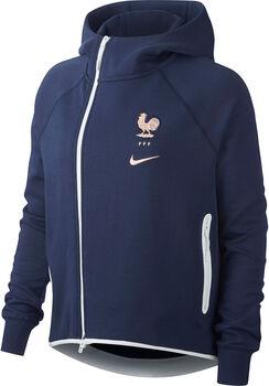 Nike FFF Tech Fleece Cape Nők kék