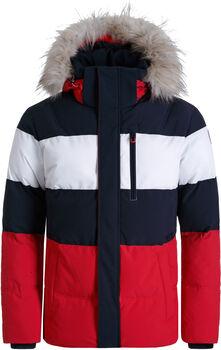 Luhta Jalassaari L7 férfi kabát Férfiak piros