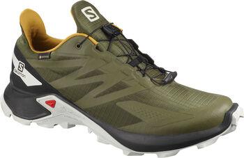 Salomon Supercross Blast GTX férfi terepfutó cipő Férfiak zöld