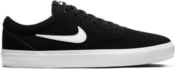 Nike SB Charge Suede szabadidő cipő fekete