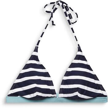 Esprit Tampa Beach B-Cup női bikinifelső Nők kék