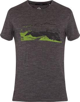 McKINLEY Ffi.-T-shirt Férfiak szürke