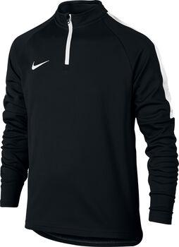 Nike Y Dry Dril Top Acdm gyerek futballfelső fekete