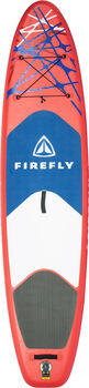 FIREFLY iSUP 500 stand up paddle piros